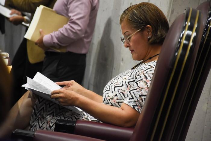 Desafuero de Eva Cadena es procedente, asegura Diputado