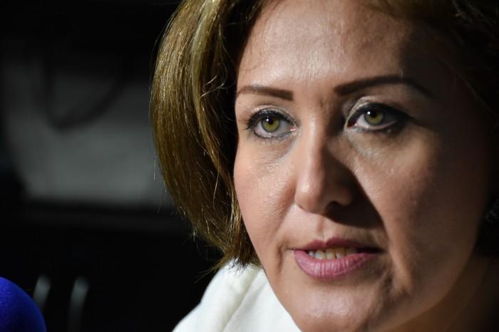 Congreso validó desafuero por consigna y a conveniencia: Eva Cadena
