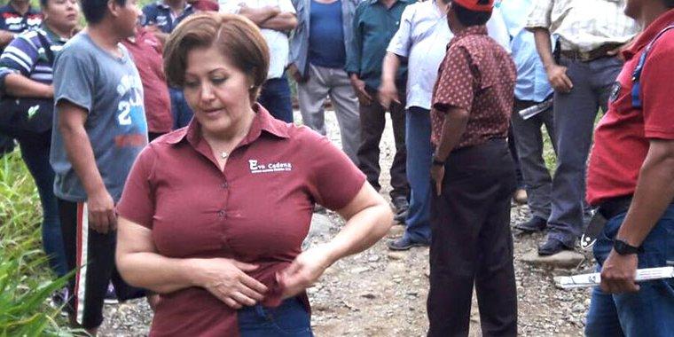 Fepade quiere capturar a Eva Cadena pero no tiene pruebas licitas