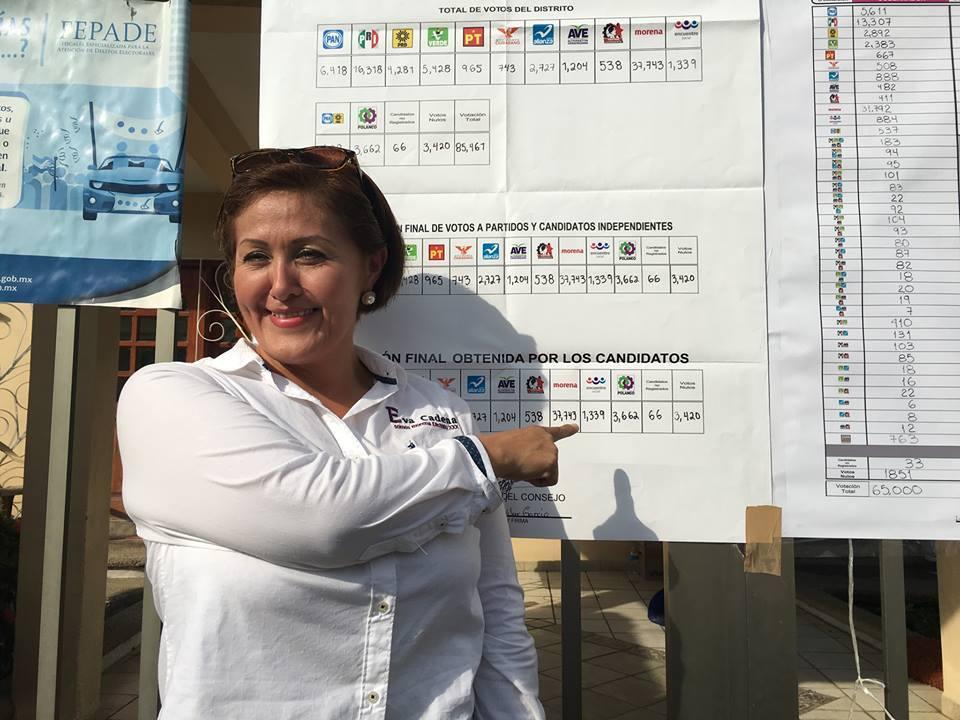 Soy una mujer independiente y de convicciones: Eva Cadena