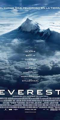 La película Everest presenta en México su primer tráiler