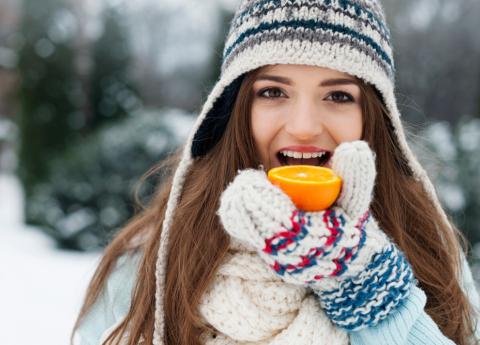 Los alimentos que te protegerán de enfermedades este invierno