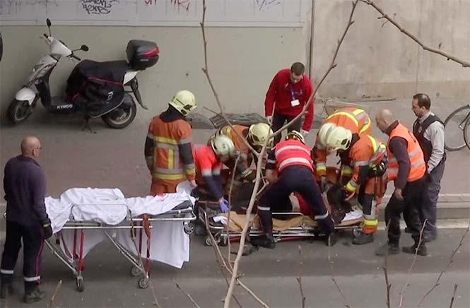 Al menos 34 muertos en ataques terroristas a metro y aeropuerto en Bruselas