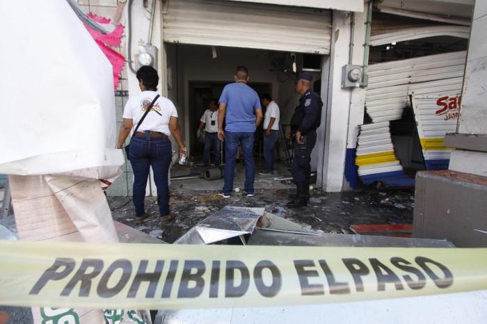 Fallece uno de los lesionados por explosión en zona de mercados