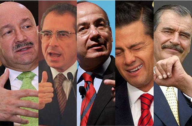 Firma AMLO solicitud para enjuiciar a cinco expresidentes