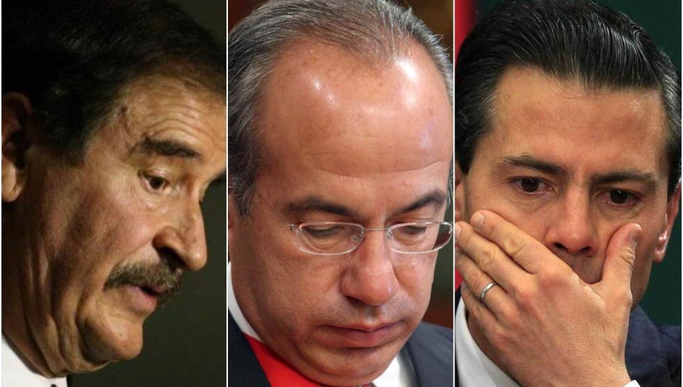 AMLO solo hará consulta para enjuiciar expresidentes