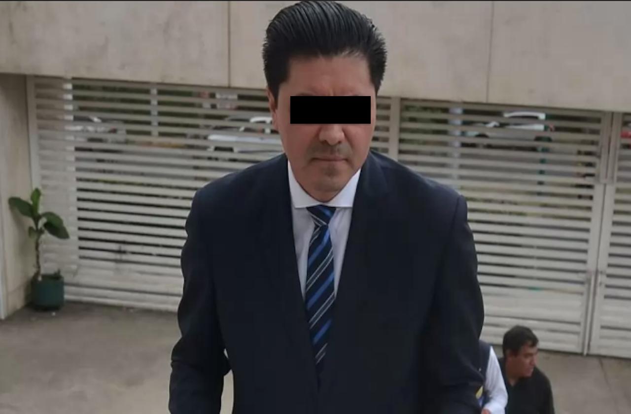 Exsecretario yunista seguirá 8 meses en prisión preventiva