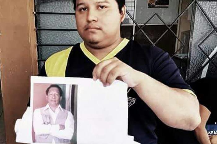 Reportan desaparición de reportero Fabián Hipólito en Cosoleacaque, Veracruz