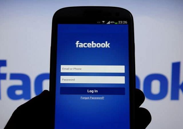 Facebook pide una foto para conservar tu cuenta