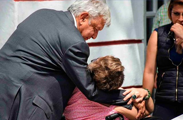Fallece hermana de López Obrador
