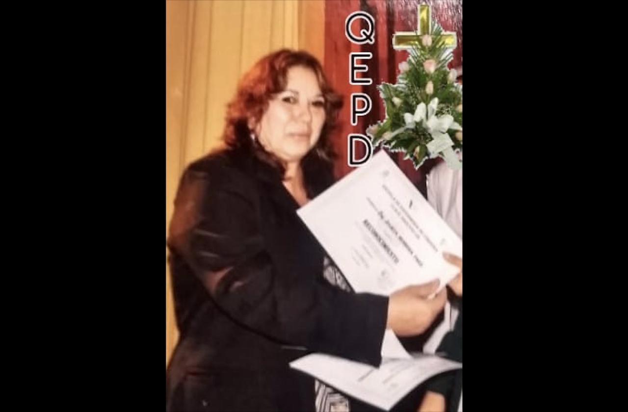 Fallece por Covid directora de escuela de enfermería, en Córdoba