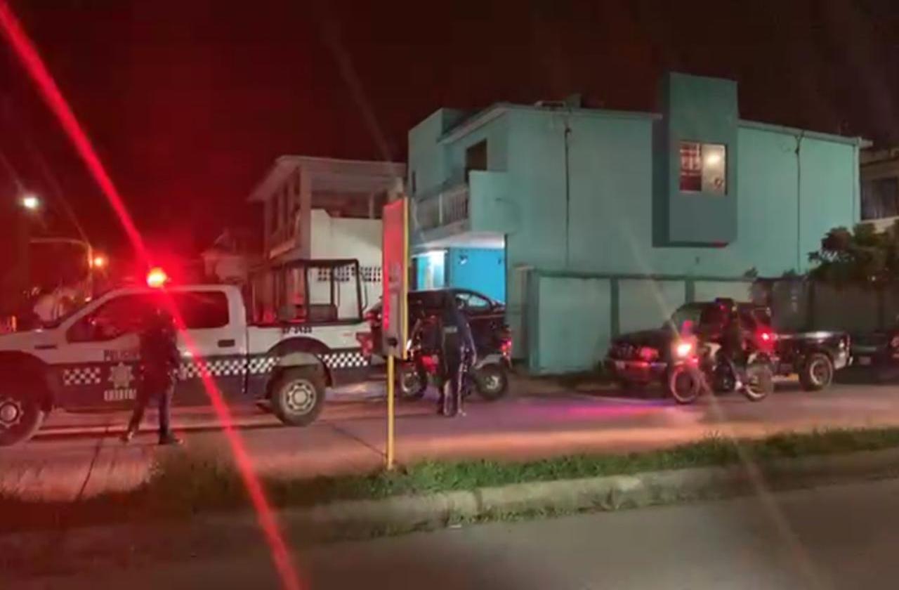 Familia aparece quemada en Minatitlán; entre ellos un menor