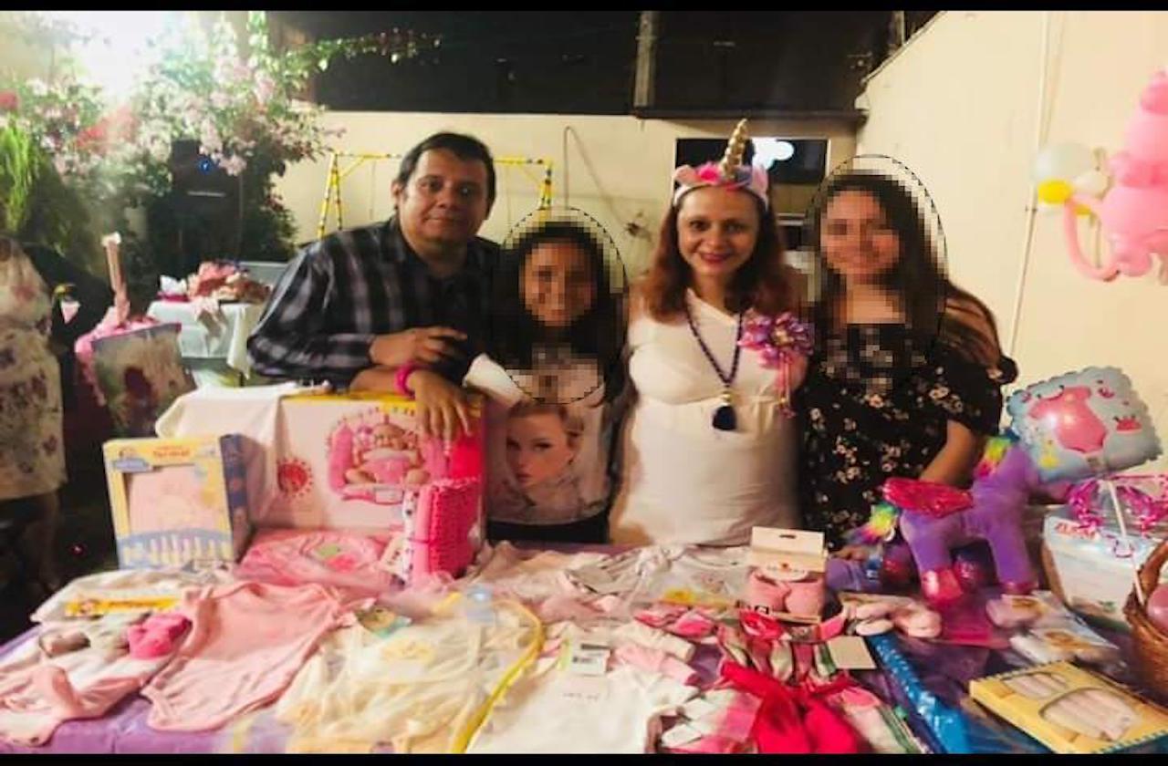 Familia jarocha sobrevivió a covid; ahora enfrentan secuelas