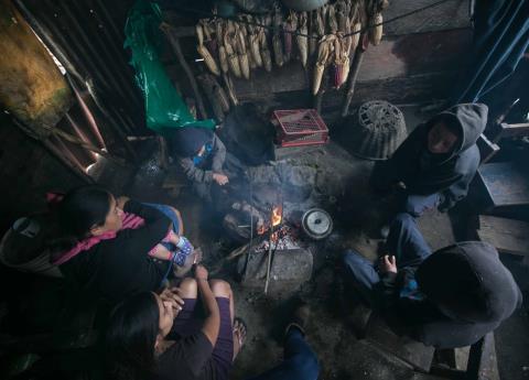 Muertes por desnutrición en municipios con la Cruzada contra el Hambre