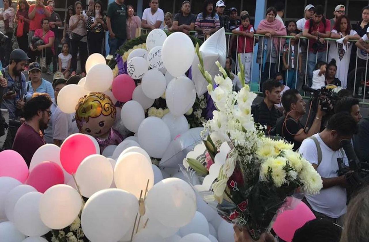 Entre lágrimas y reclamos, así dieron último adiós a Fátima