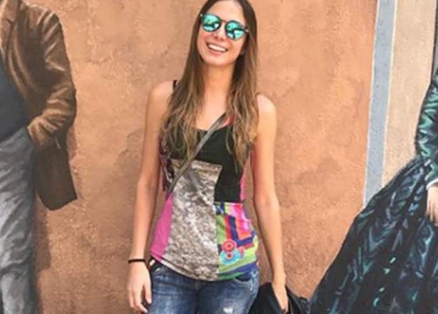Asesinan a ex Miss Uruguay en hotel de CDMX