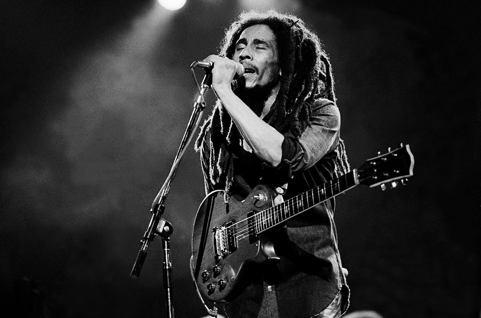 Bob Marley Futbol Y Una Playlist Para Recordarlo En Su Cumpleanos