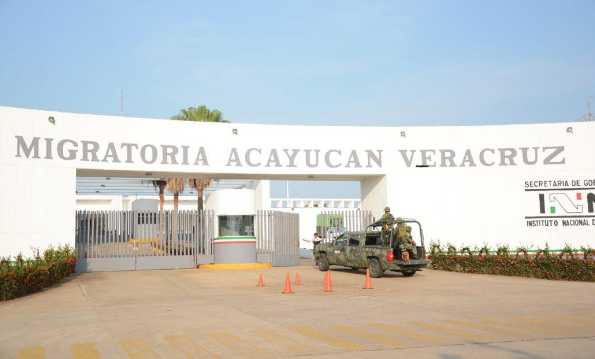 Sin fecha para revisión de Estancia Migratoria en Acayucan: CEDH