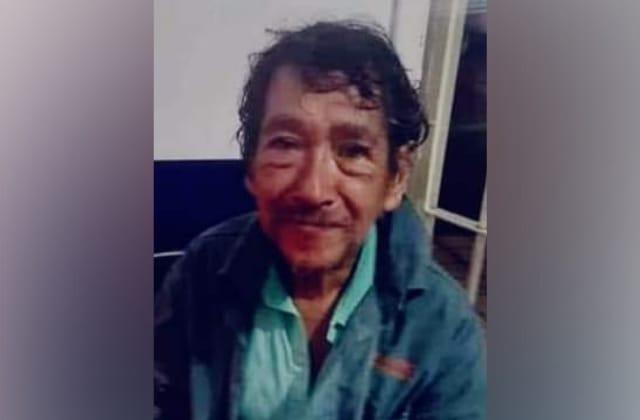Tras 5 días desaparecido, hallan sin vida a Pedro, de 59 años