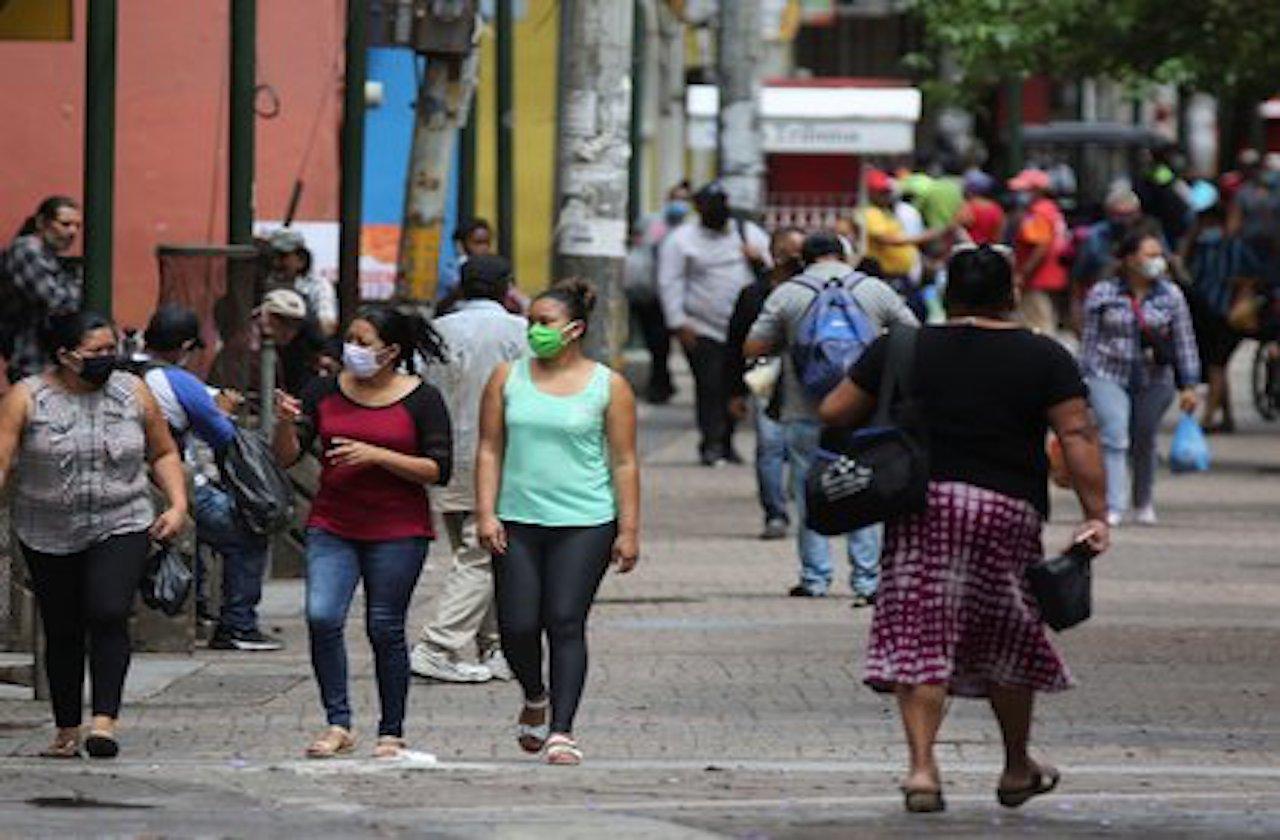 Federación alerta por alza en contagios de covid en Veracruz