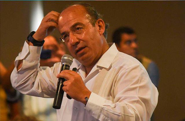 ¿Calderón a la cárcel?, FGR lo investigaría por corrupción