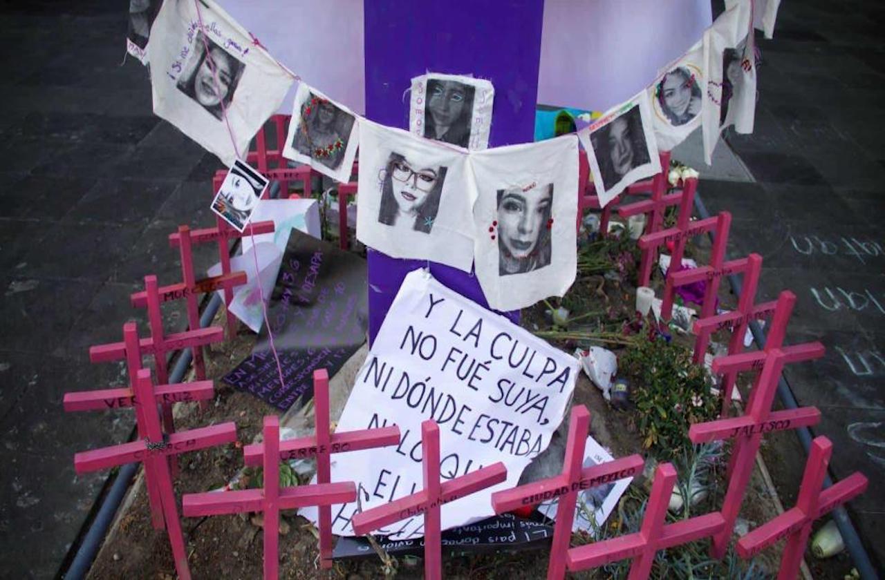 Estos son los 5 estados con más feminicidios de enero 2020