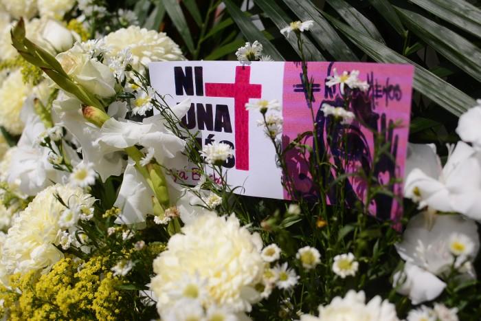 Asesinan a mujer en Río Blanco, el agresor es su cónyuge