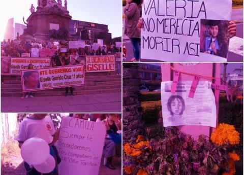 Recuento de las víctimas de feminicidio infantil en Estado de México