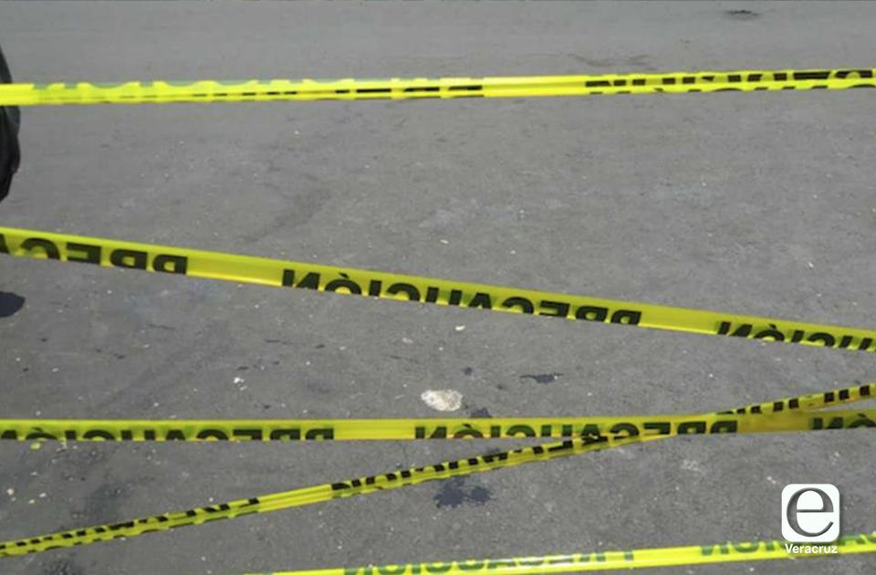 Feminicida se suicida tras acribillar a su pareja en Cotaxtla