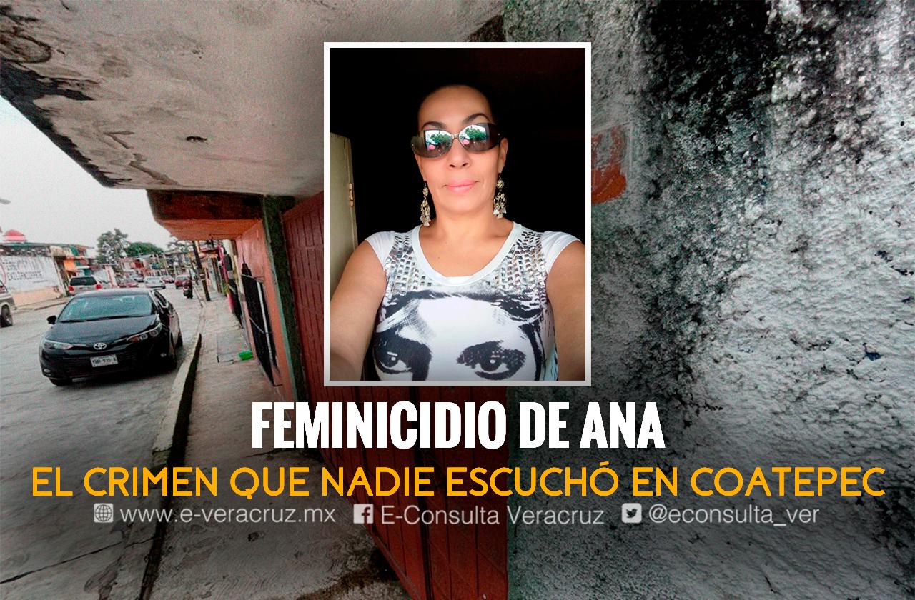 Ana se reconcilió con Jaime; 1 semana después fue asesinada a golpes