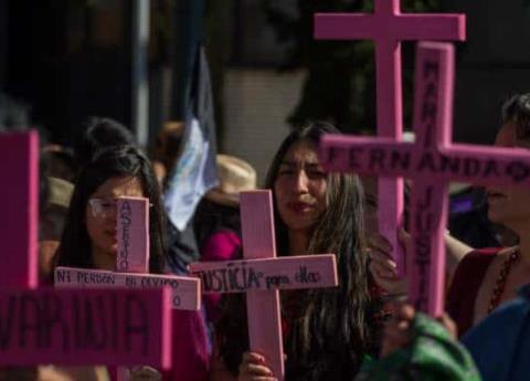 Veracruz entre las entidades con más feminicidios