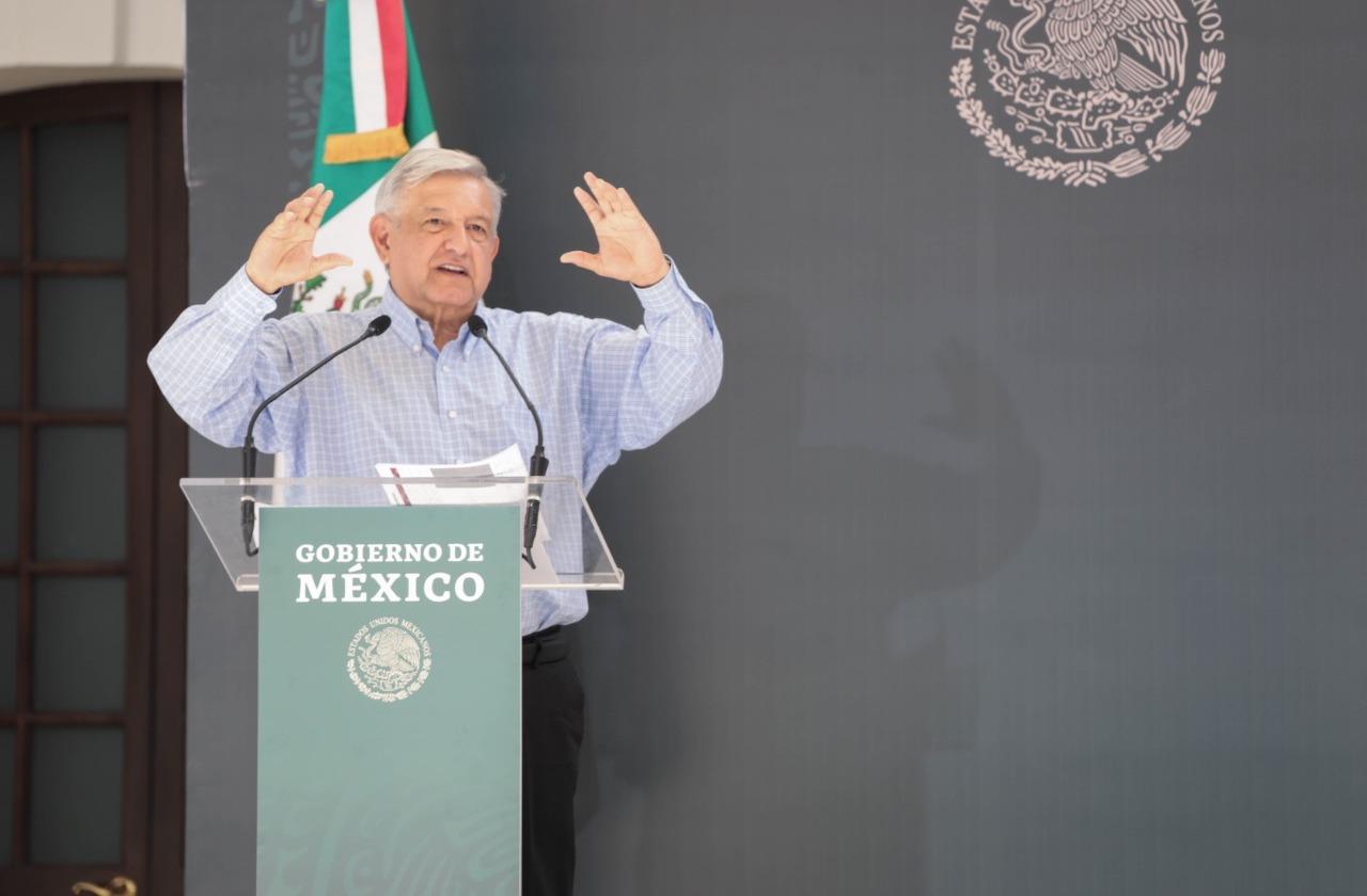 Fentanilo y drogas sintéticas ingresan por puertos de Veracruz: AMLO