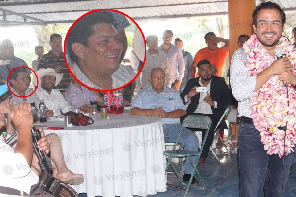 Revelan encuentro entre hijo de Yunes y líder de Los Zetas