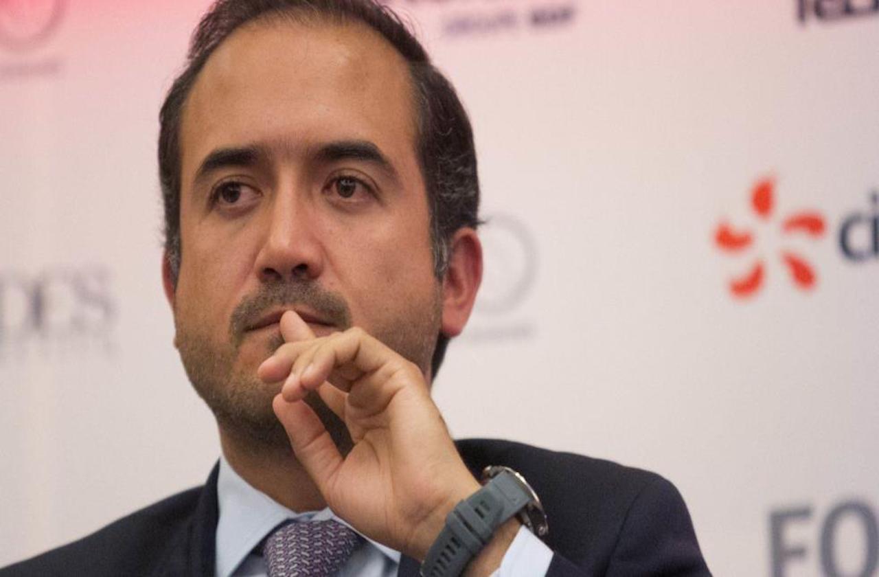 Fernando Yunes, a favor de alianza PRI-PAN-PRD