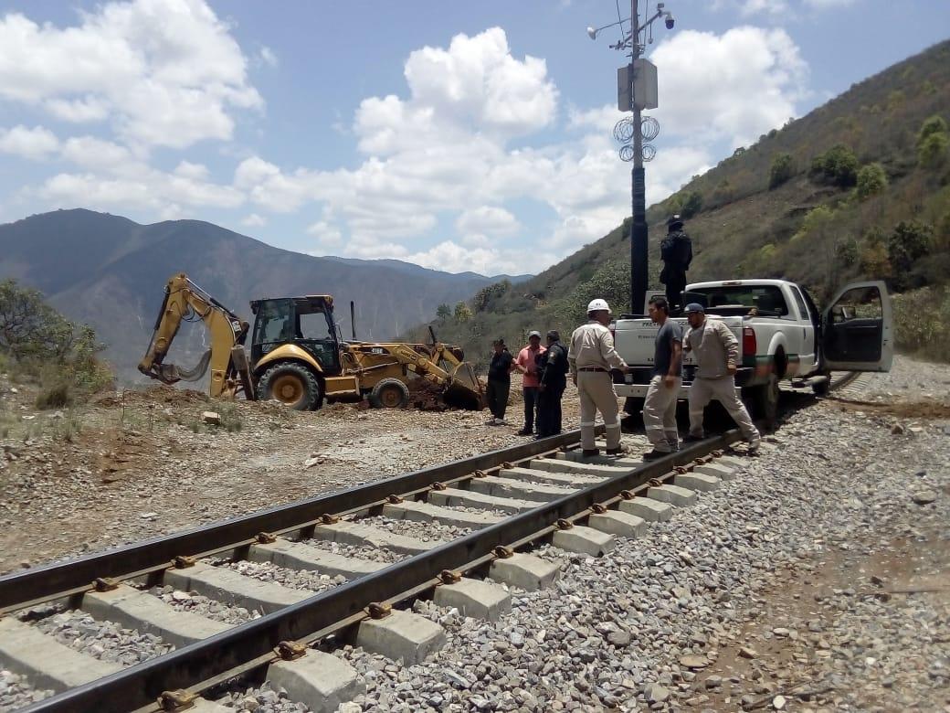 No cesan los intentos de robos a trenes en Acultzingo