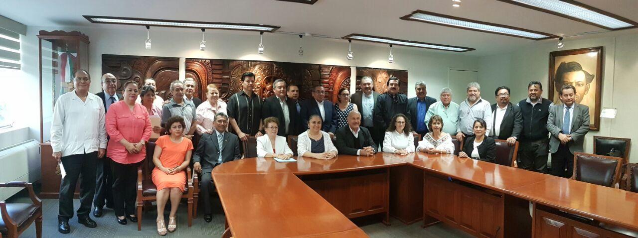 Corresponsabilidad y cordialidad marcaron acuerdo entre UV y Fesapauv