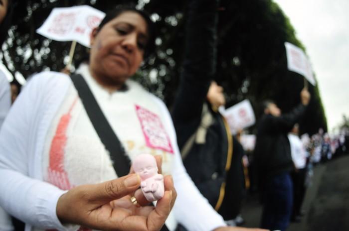A la sociedad civil, oídos sordos: Ley Antiaborto de Duarte