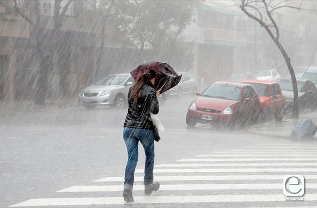 FF#4 traerá lluvias fuertes ahora en el sur, continúa Alerta Gris