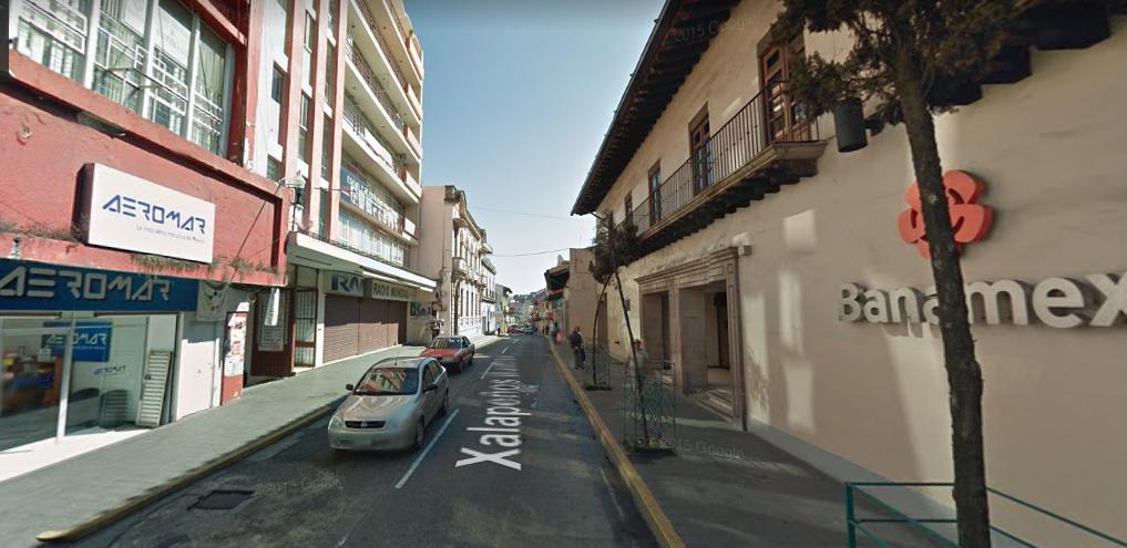 Autobús arrolla a adulta mayor y pierde la vida en Xalapeños Ilustres