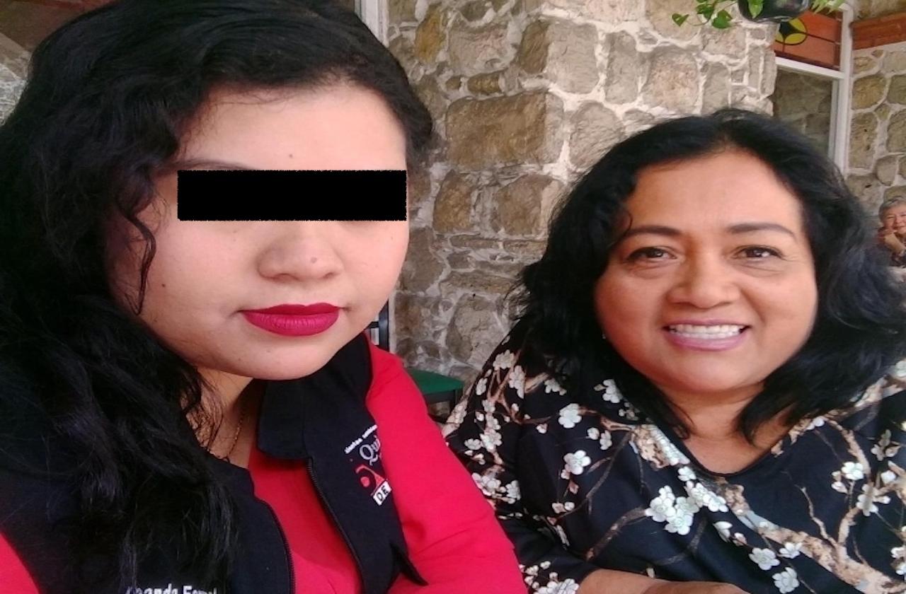 Disparan contra vehículo de hija de Maria Elena Ferral