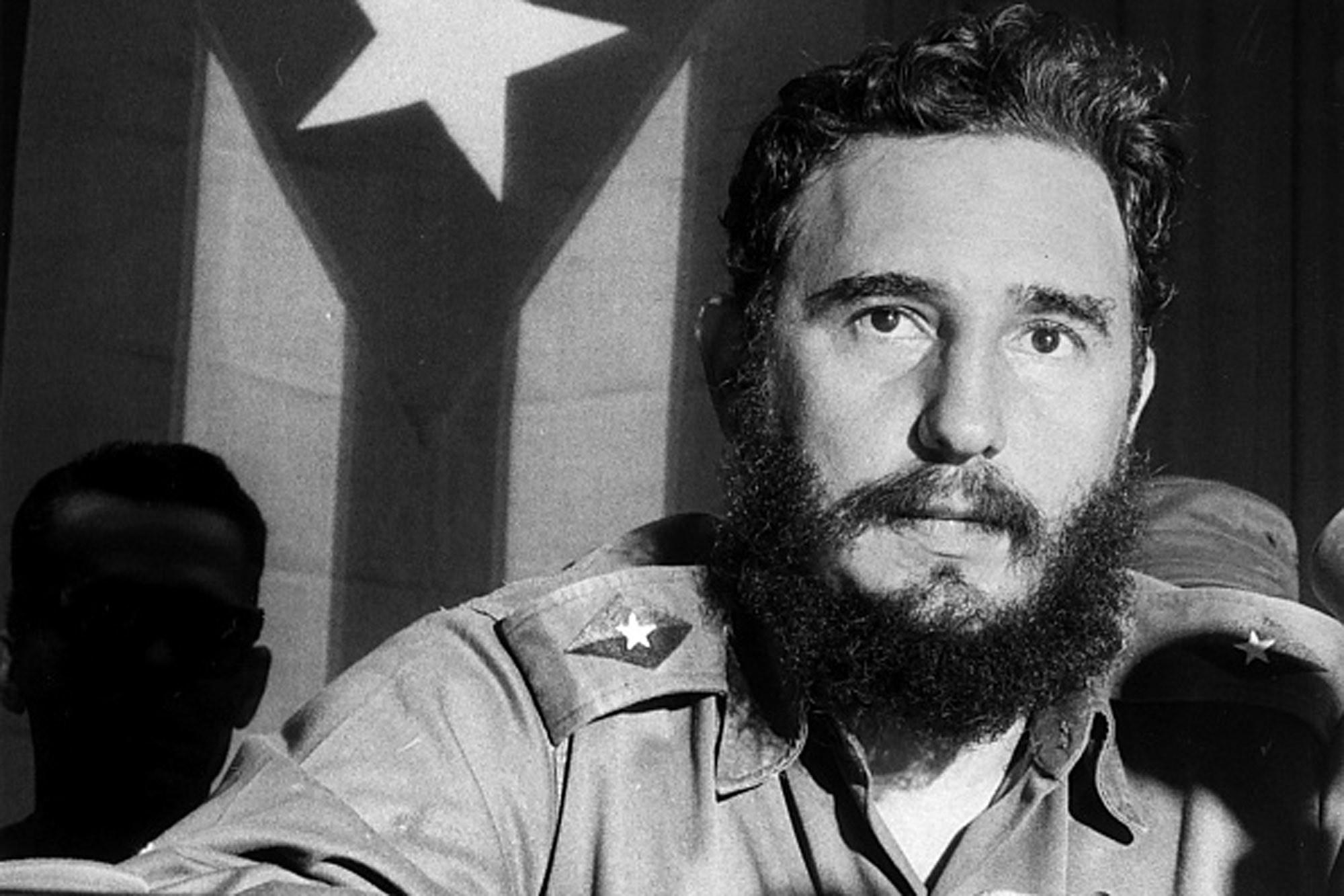 Fidel Castro y Veracruz, seis grados de separación