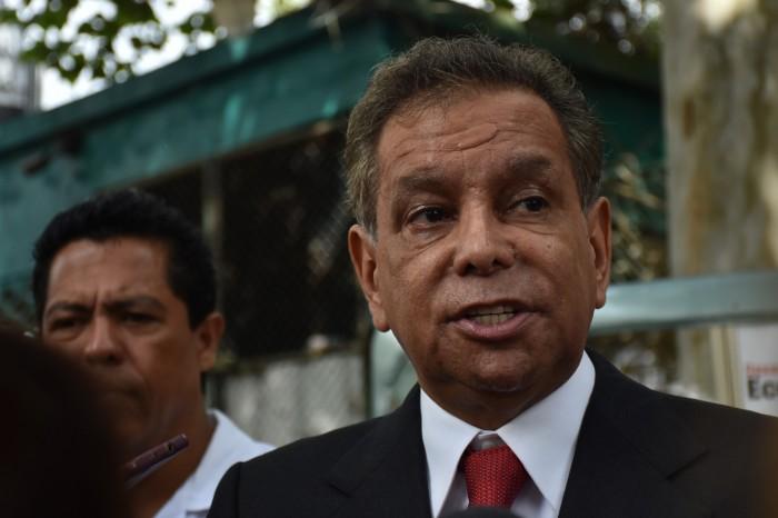 Fidel Herrera no acude a declarar a FGE; presenta amparo