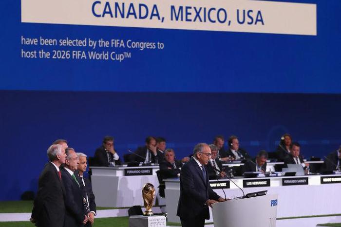 México será sede del mundial en 2026... junto a Canadá y EU