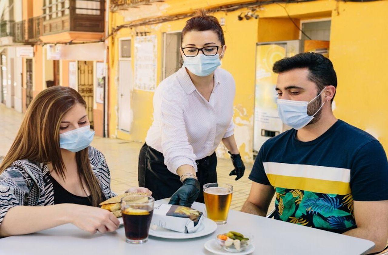 Filtros sanitarios y su inefectividad en restaurantes