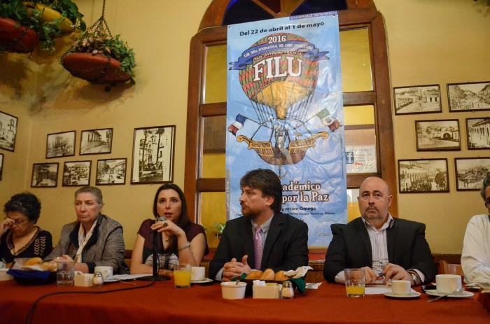 Adeudos de Duarte con la UV no han impactado a la FILU