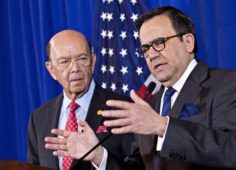 Estados Unidos también resentiría el fin de TLCAN: Guajardo