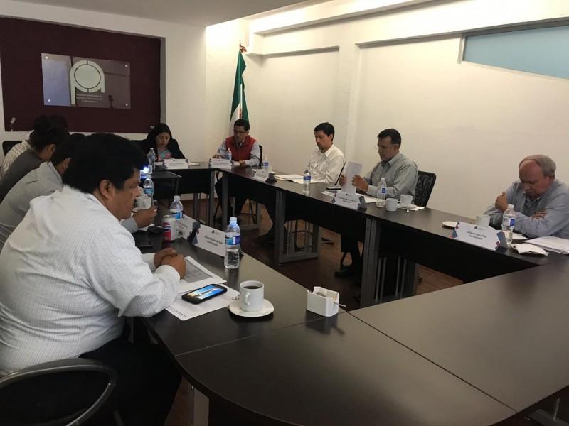 Citan a comparecer a Comisionados de la CEAPP