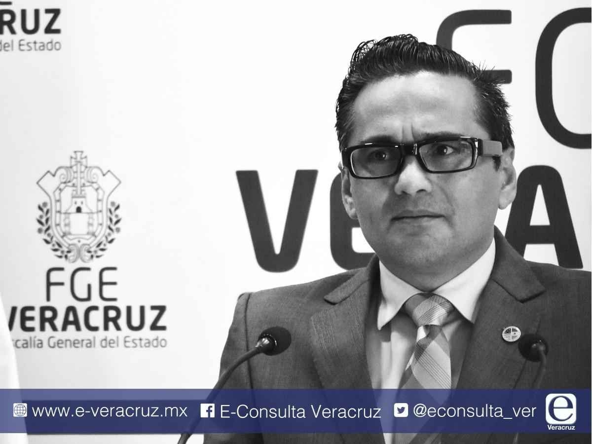 Jorge Winckler, ¿las horas contadas como Fiscal de Veracruz?