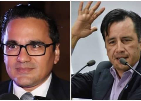 Winckler reprocha a Cuitláhuac no acudir a reuniones de seguridad