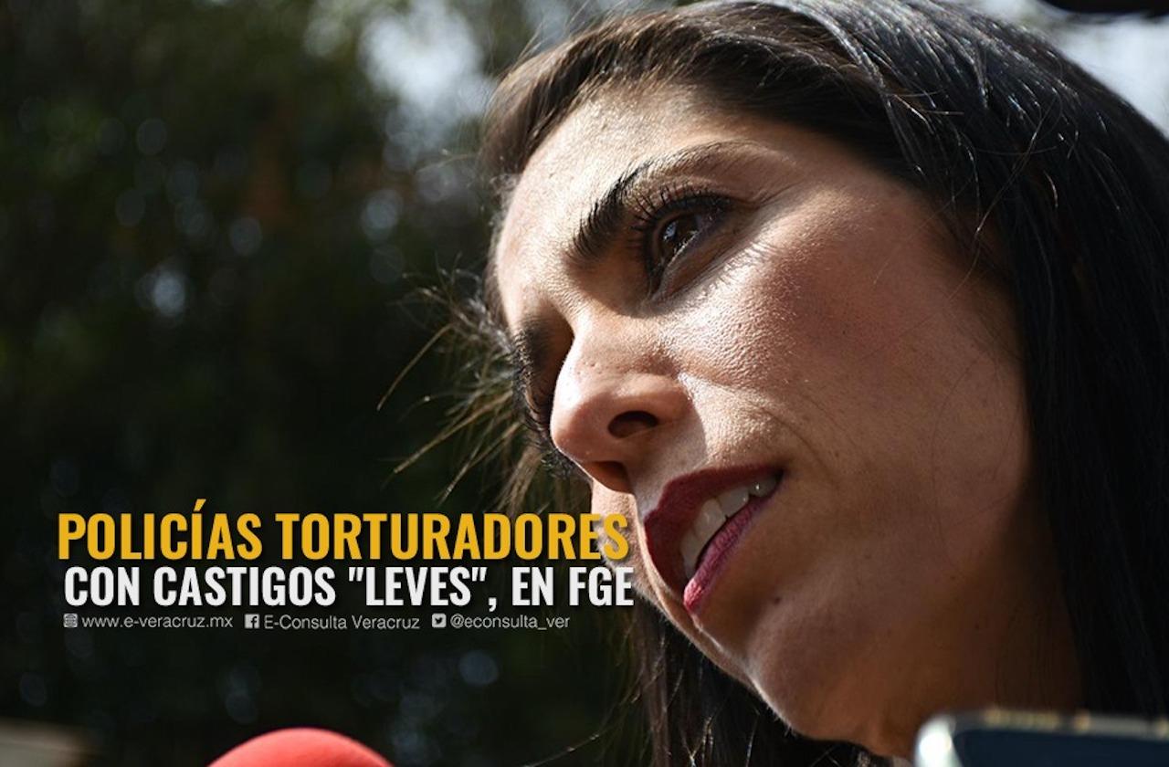 Fiscalía sanciona tortura de ministeriales con faltas administrativas